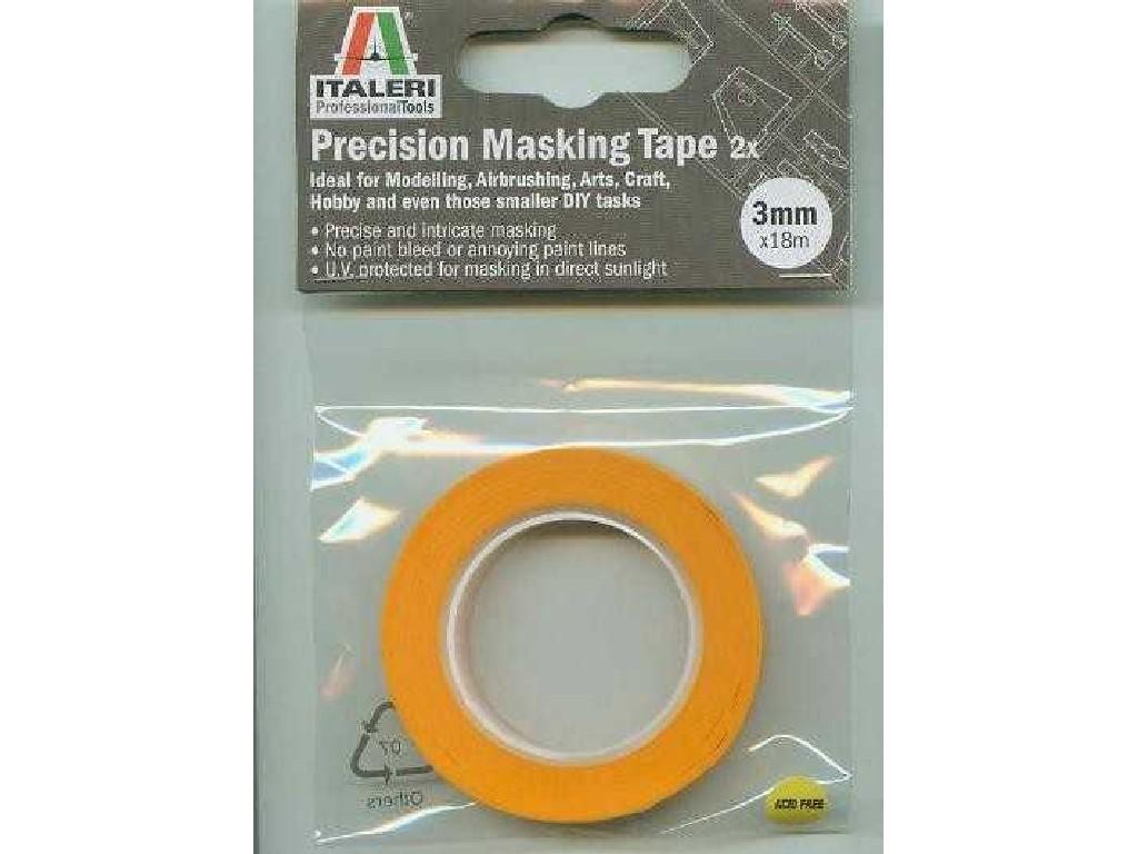Precision Masking Tapes 50826 - maskovací páska 3 mm - 2 ks