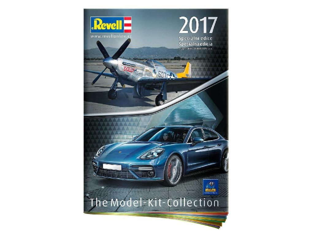 Katalog - Revell 2017