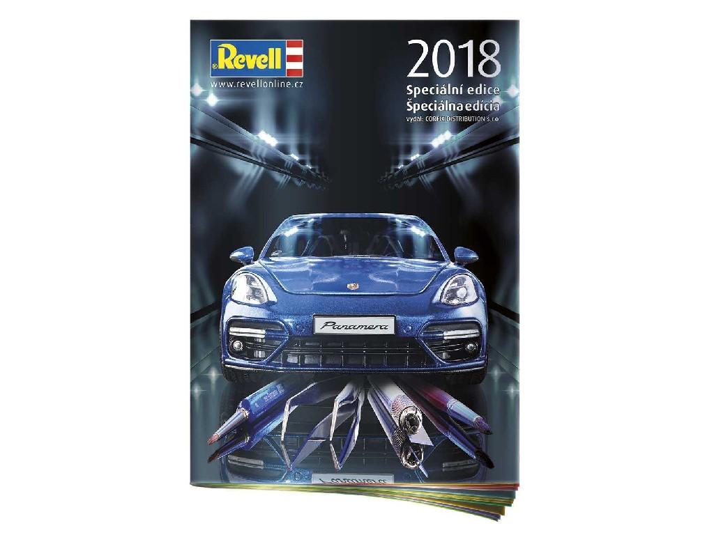 Katalog - Revell 2018