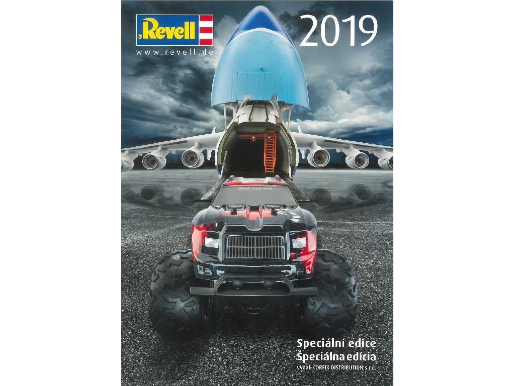 Katalog - Revell 2019