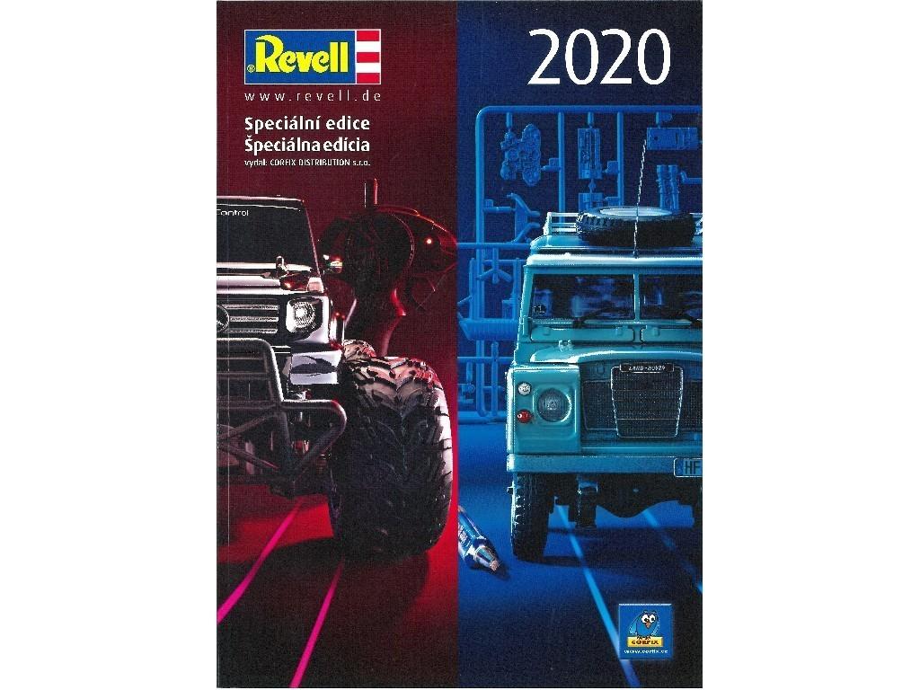 Katalog - Revell 2020