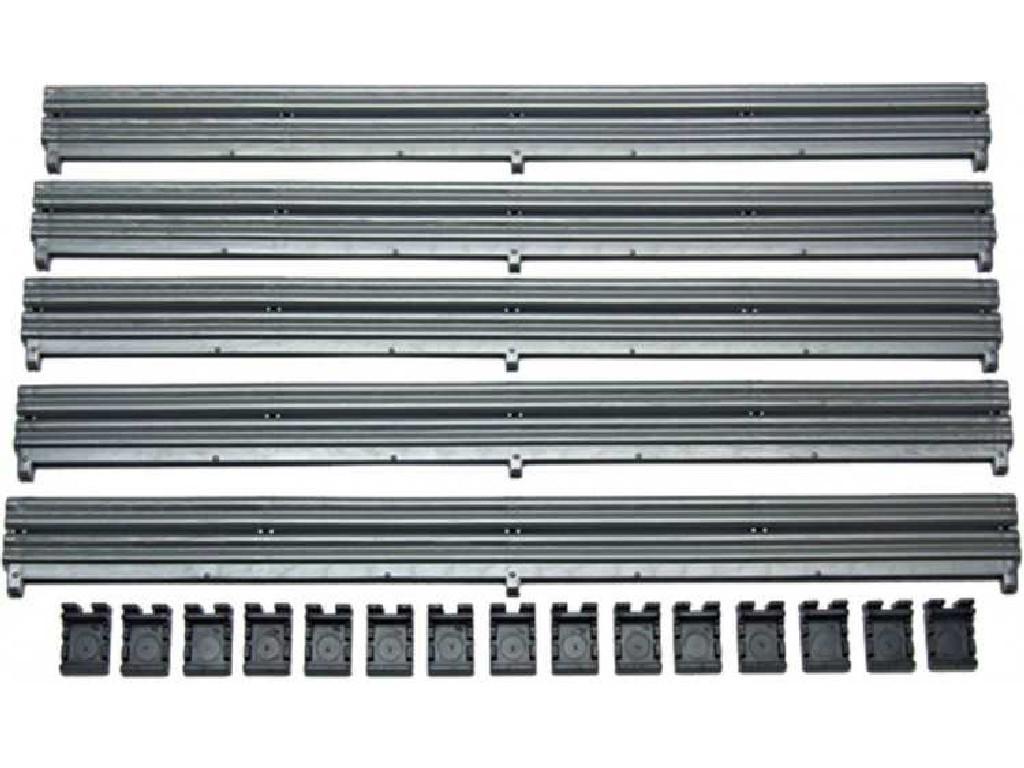 Rozšíření trati SCALEXTRIC C8212 - Barriers and Clips