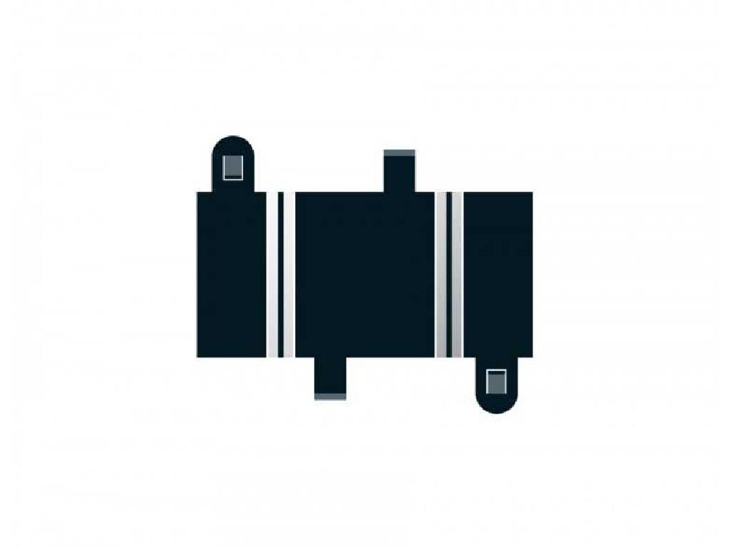 Rozšíření Trati Scalextric C8236 - Short Straight 78 mm (2)