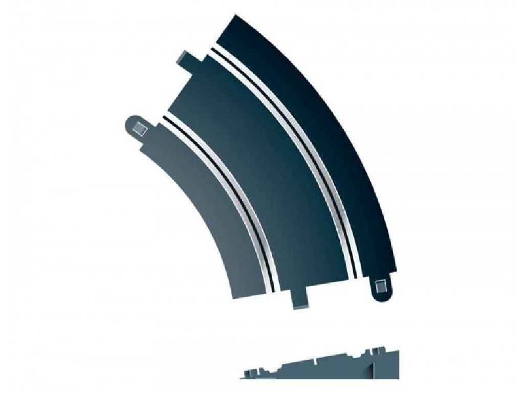 Rozšíření trati SCALEXTRIC C8296 - Banked Curve R2 45°