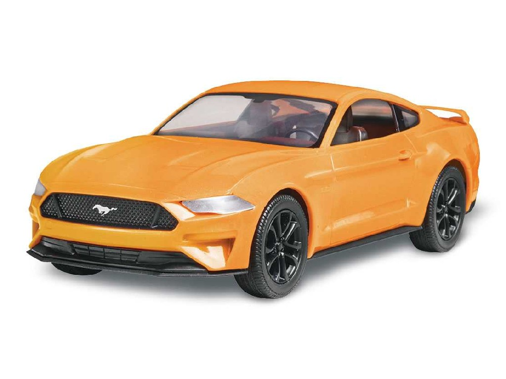 1/25 Snap Kit MONOGRAM auto 1996 - 2018 Mustang GT