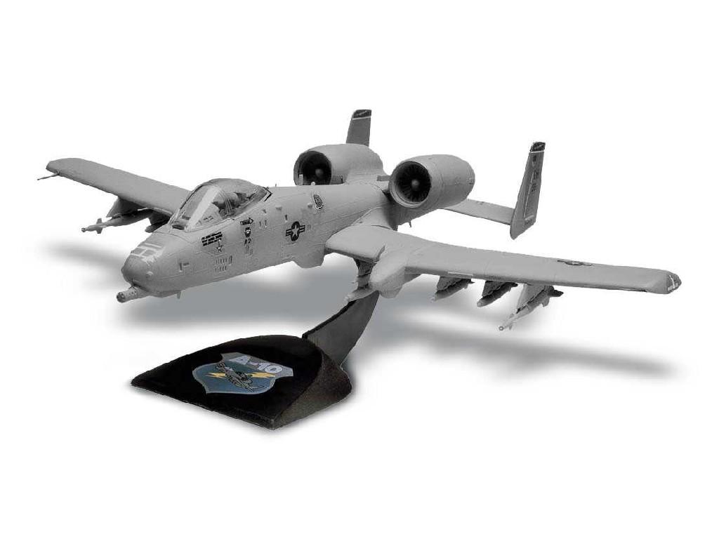 1/72 Snap Kit MONOGRAM letadlo 1181 - A-10 Warthog™
