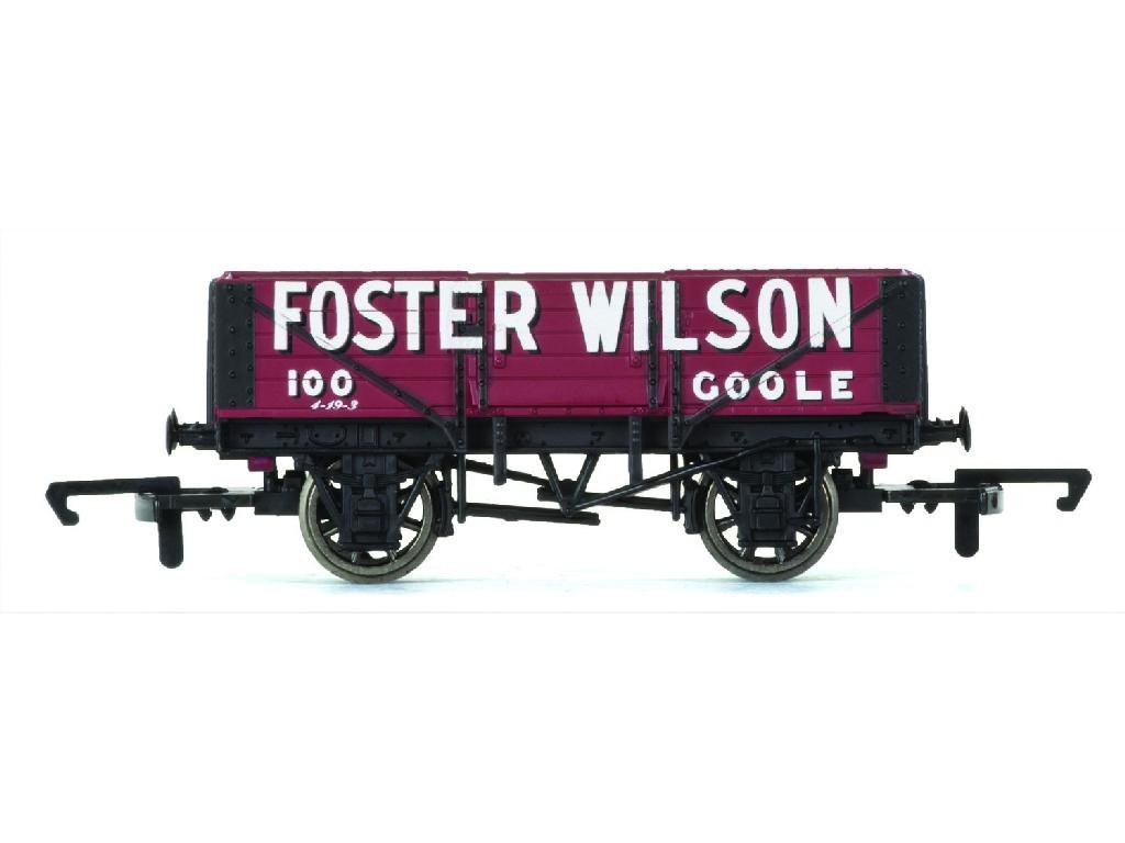 Vagón nákladní Hornby R6748 - 5 Plank Wagon Foster Wilson