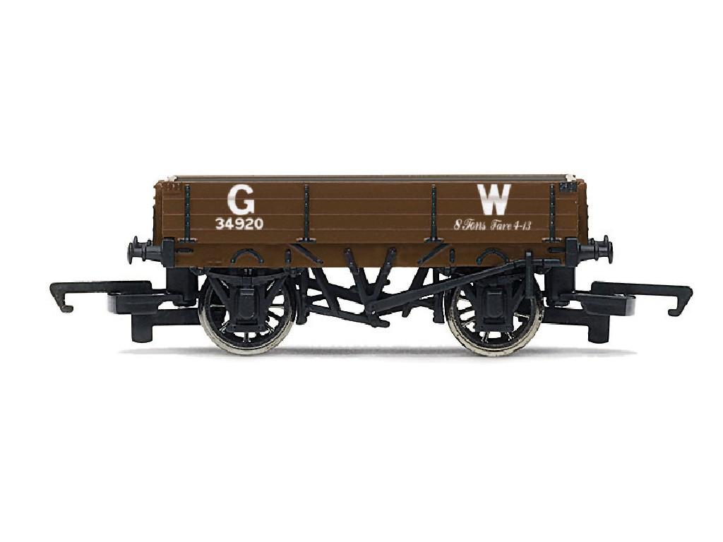 Vagón nákladní Hornby R6806 - 3 Plank Wagon GW