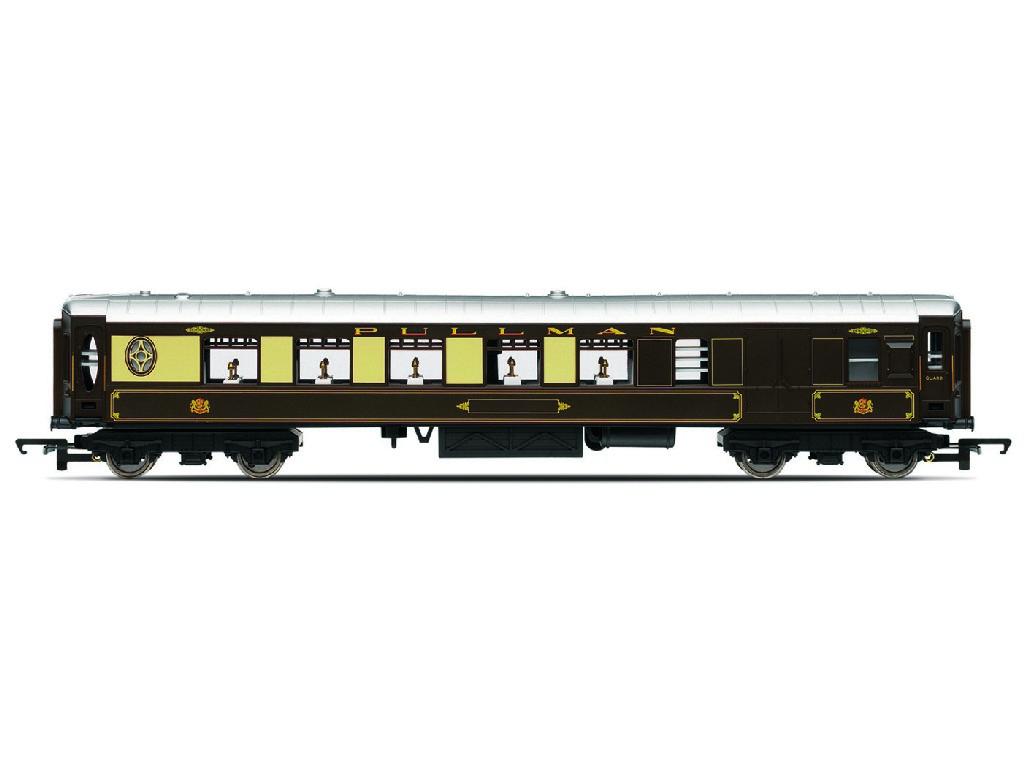 Vagón osobní Hornby Railroad R4313 - Pullman Parlour Brake Car