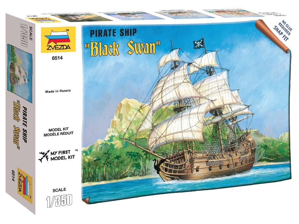 1/350 Wargames (TS) loď 6514 - Black Swan