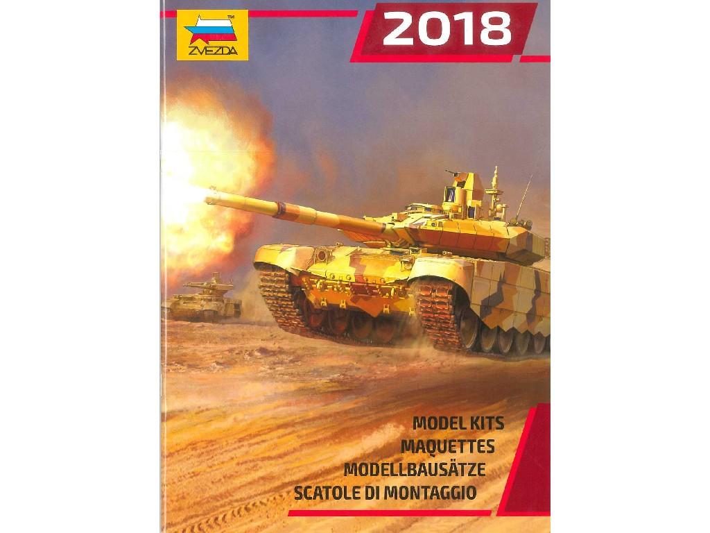 Katalog - Zvezda 2018