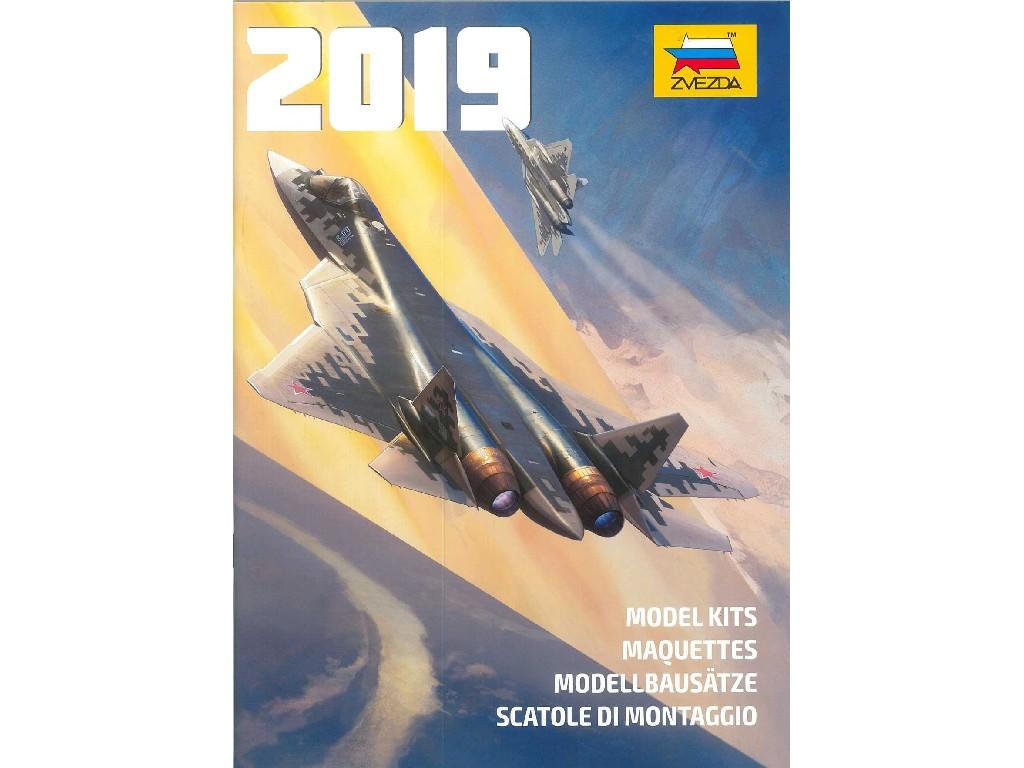 ZVEZDA katalog 2019