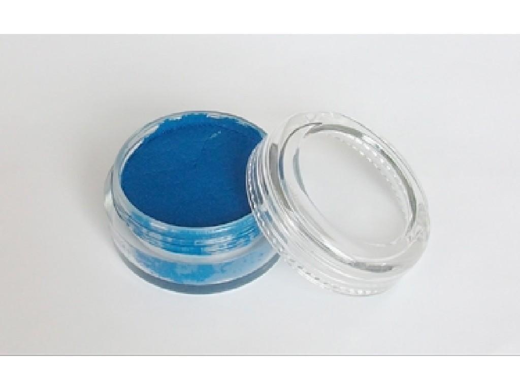 Fluorescentní barva na obličej 10ml blue