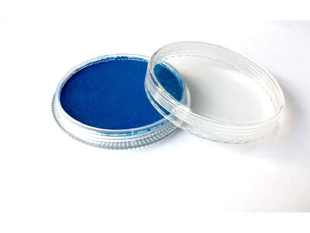 Fluorescentní barva na obličej 30ml blue