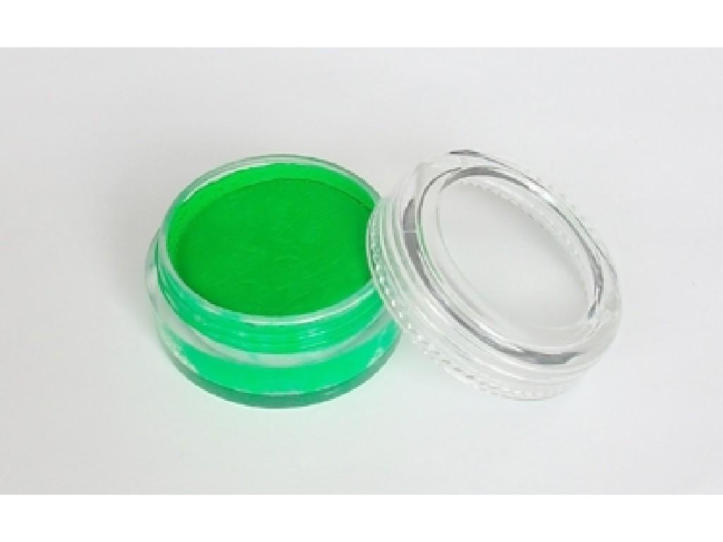 Fluorescentní barva na obličej 10ml green