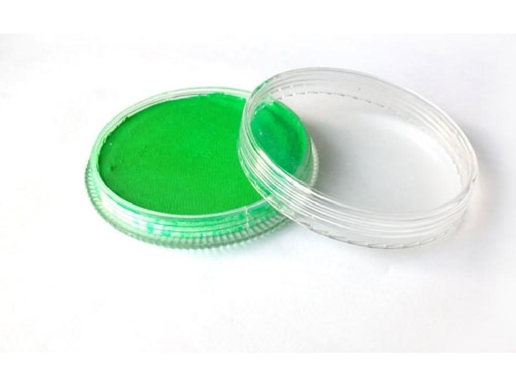 Fluorescentní barva na obličej 30ml green