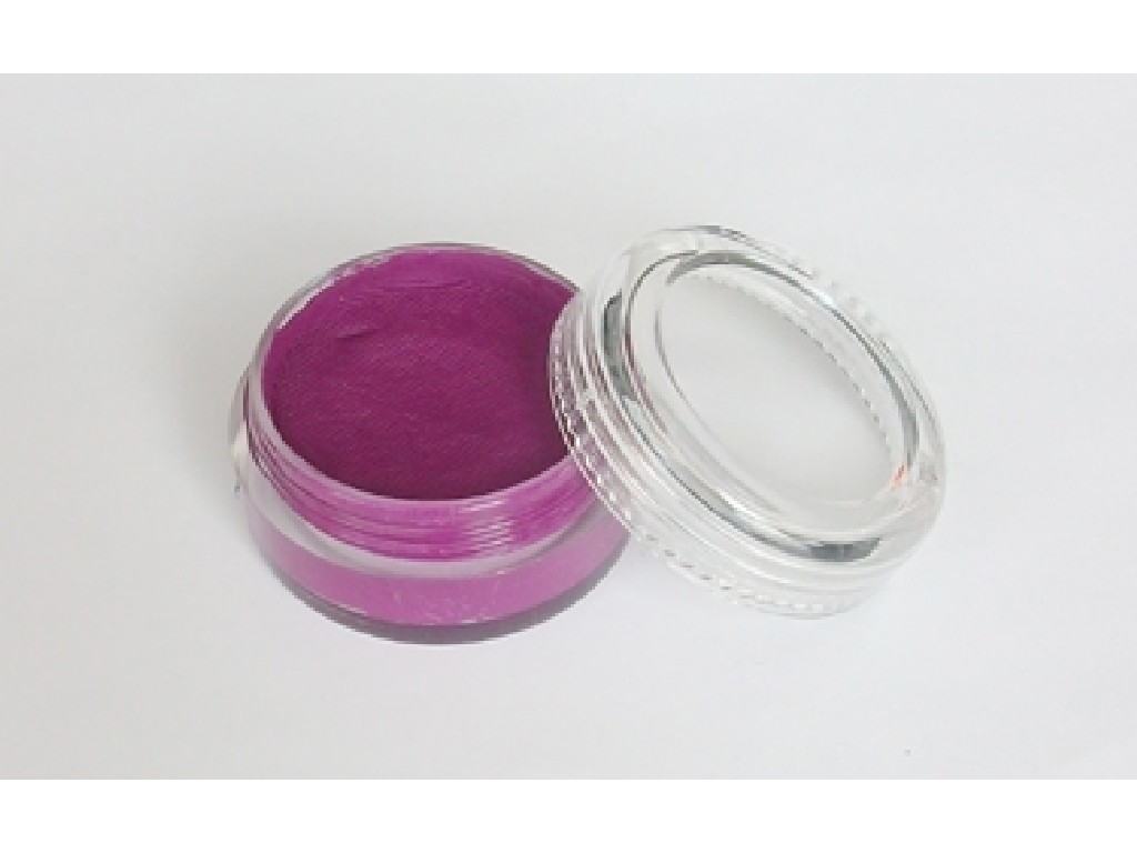Fluorescentní barva na obličej 10ml purple