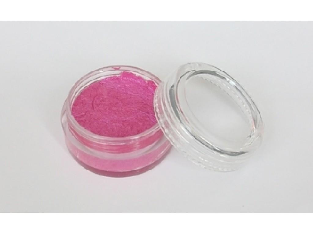Perleťová barva na obličej 10ml rose