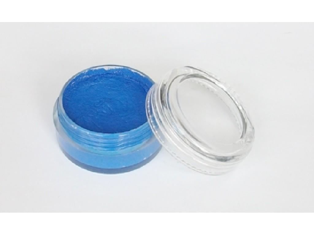 Barva na obličej 10ml blue