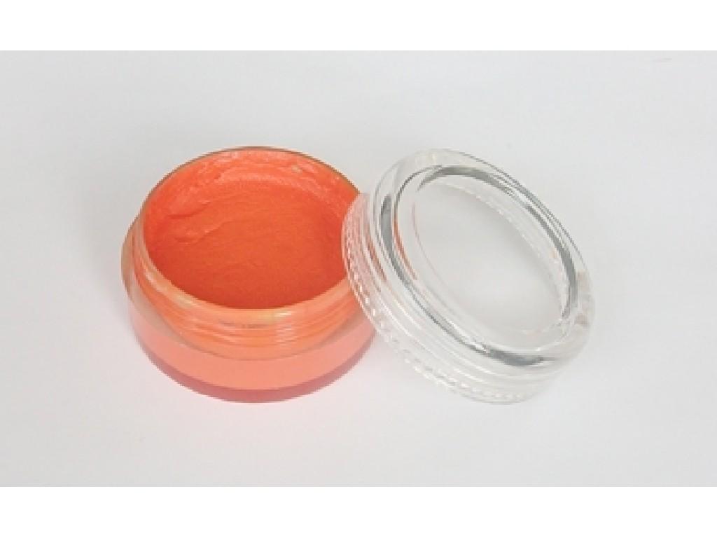 Barva na obličej 10ml bright orange