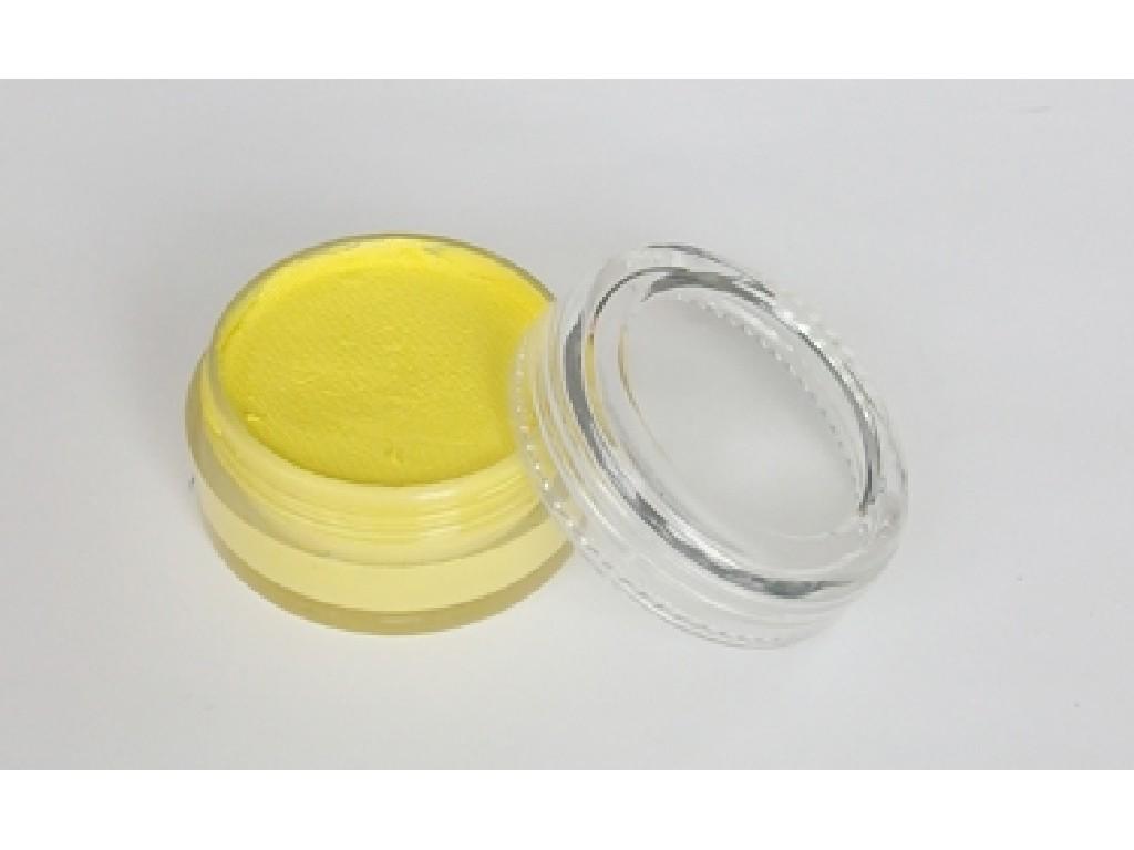 Barva na obličej 10ml light yellow