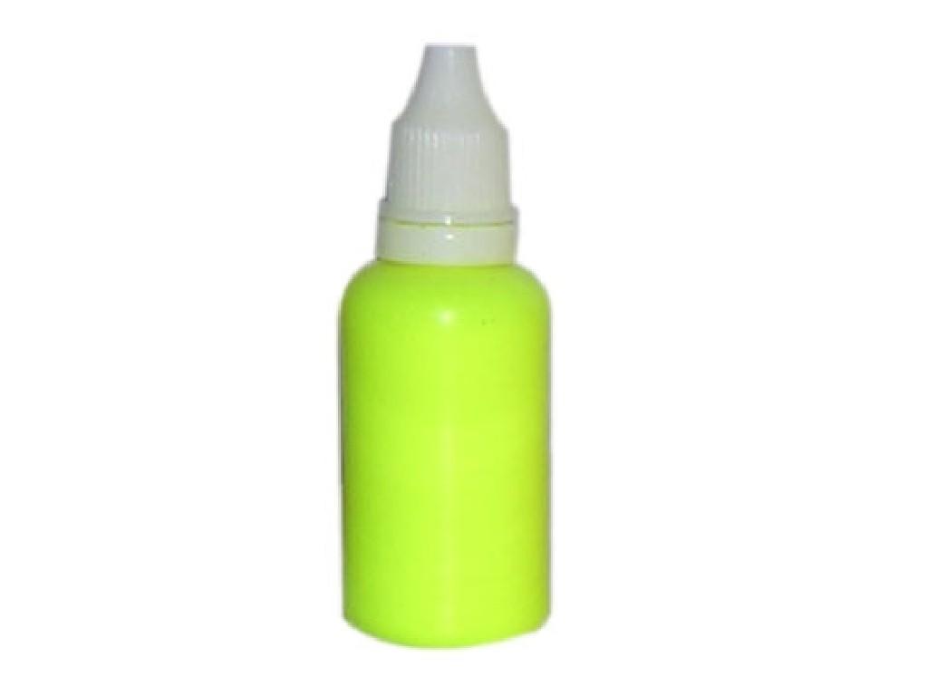 Barva na nehty fluorescentní lemon yellow 30 ml