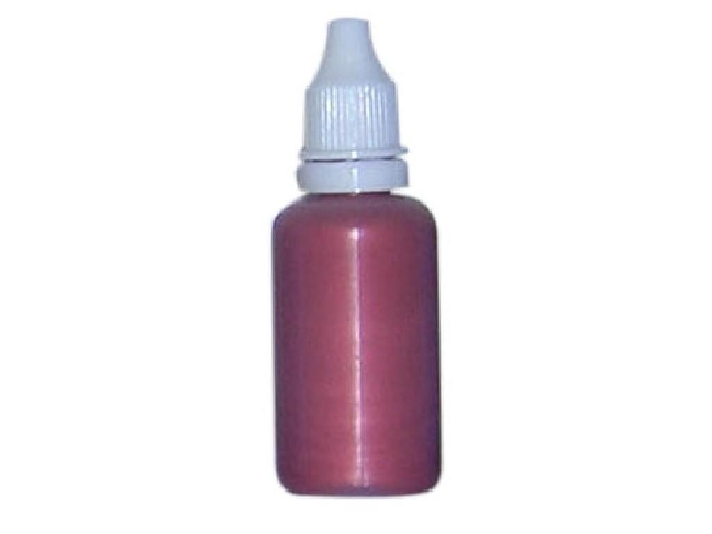 Barva na nehty perleťová wine red 30 ml