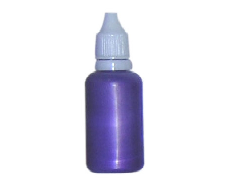 Barva na nehty perleťová purple 30 ml