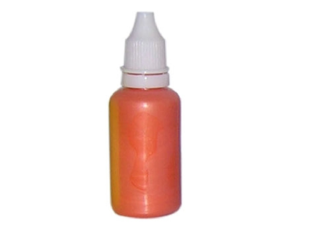 Barva na nehty perleťová orange 30 ml