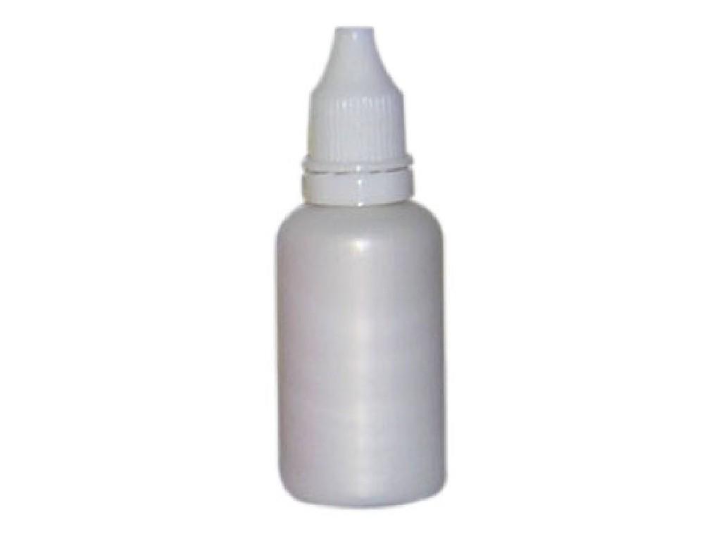 Barva na nehty perleťová white 30 ml