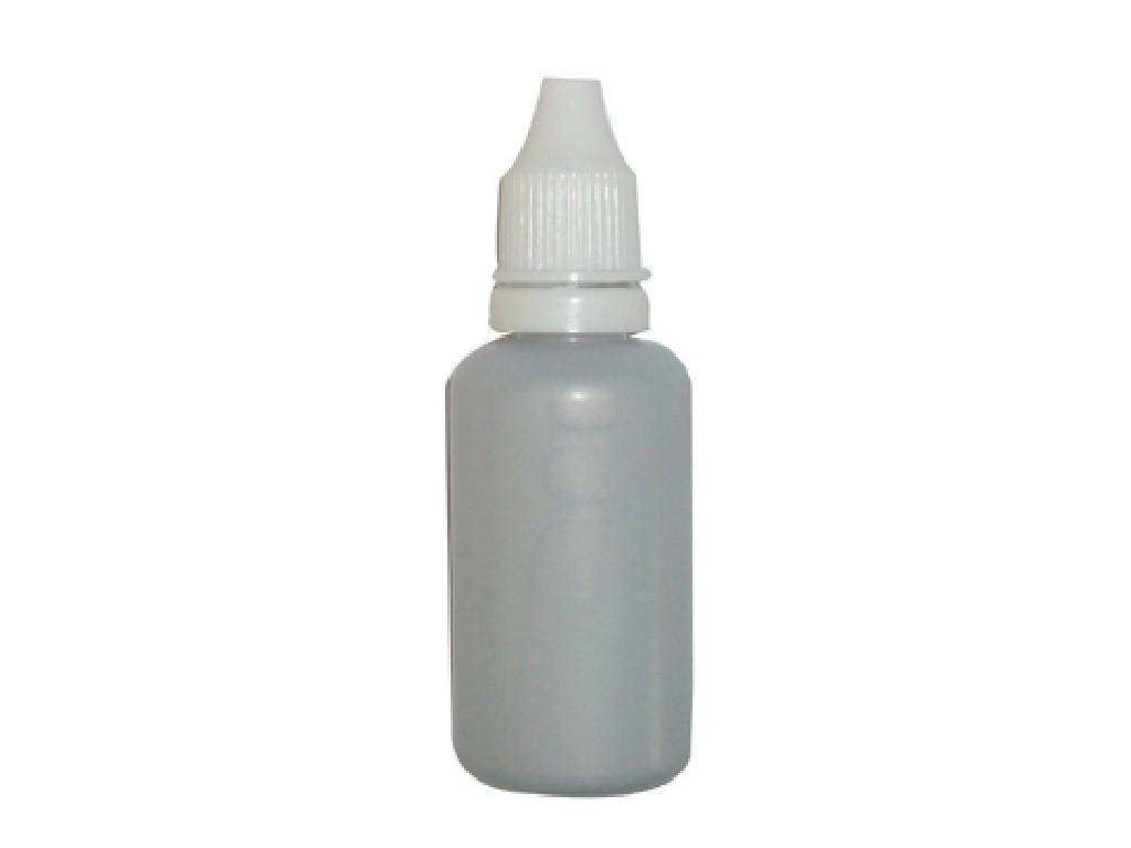 Barva na nehty perleťová silvery grey 30 ml