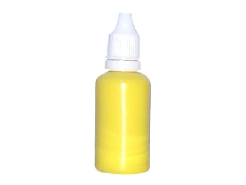 Barva na nehty yellow 30 ml