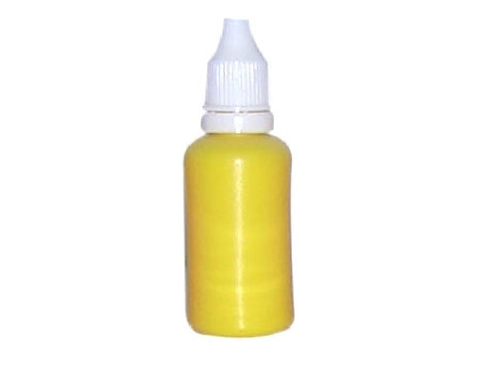 Barva na nehty light yellow 30 ml