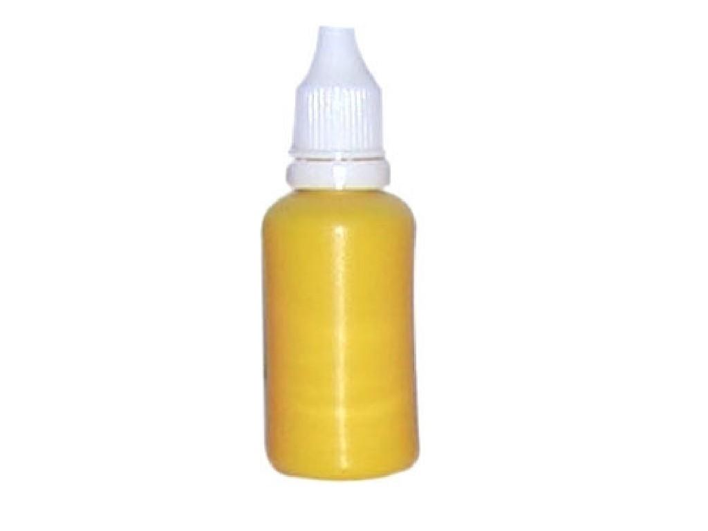Barva na nehty mid yellow 30 ml