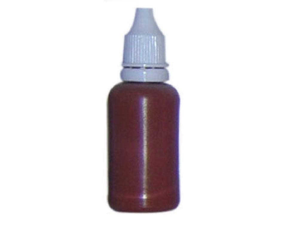Barva na nehty burnt sienna 30 ml