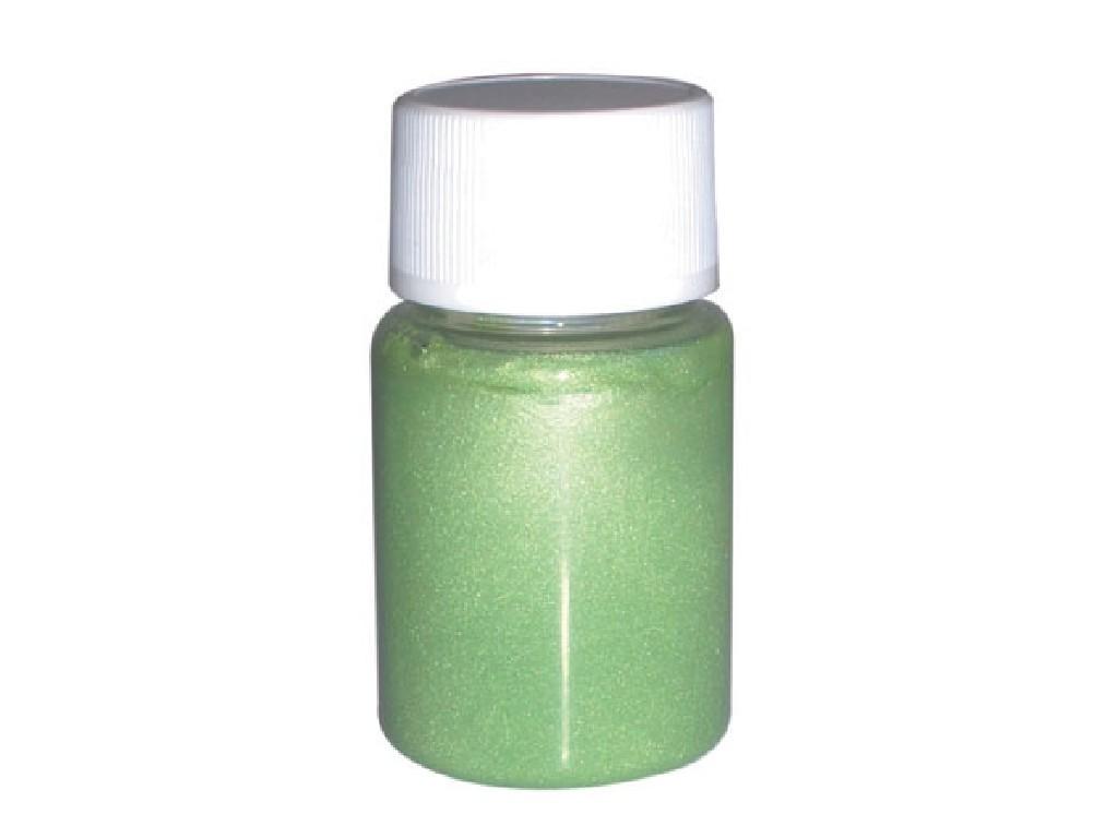 Tetovací barva perleťová light green 40 ml