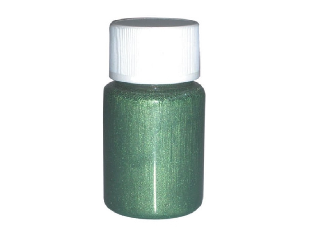 Tetovací barva perleťová dark green 40 ml