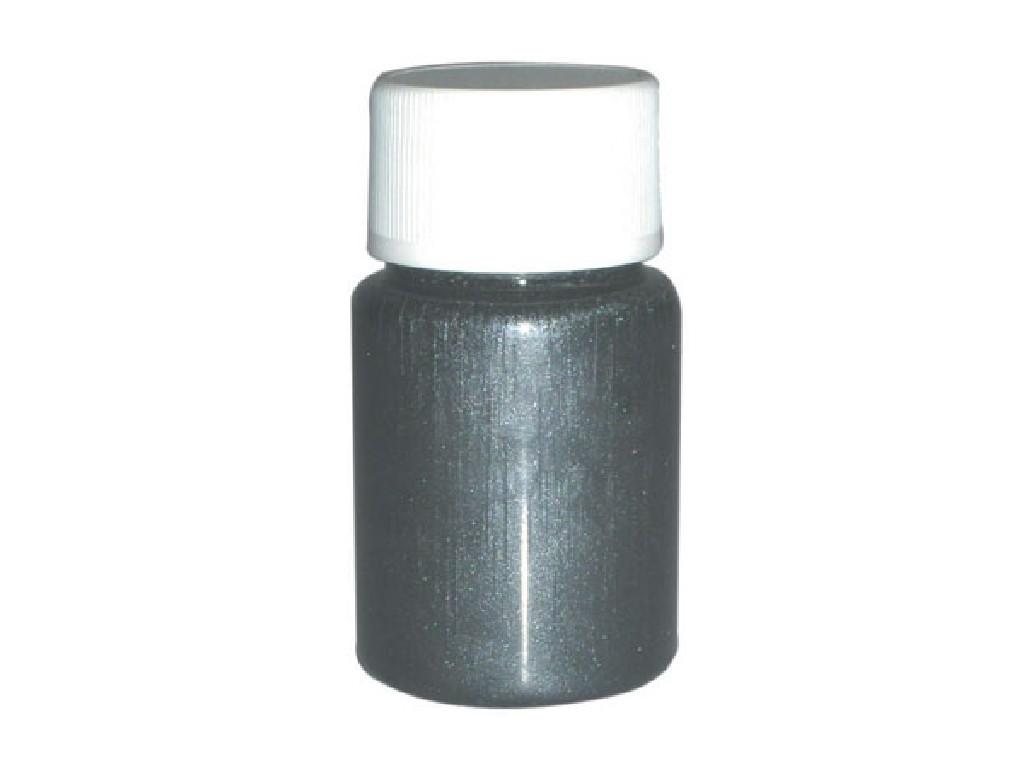 Tetovací barva perleťová silvery black 40 ml