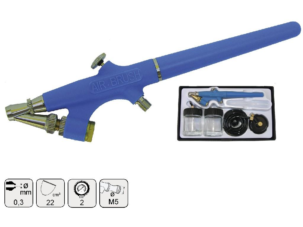 Airbrush pistole Adler AB-1001 - 0,30 mm