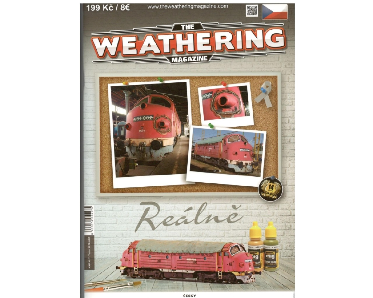 The Weathering Magazine - Reálne