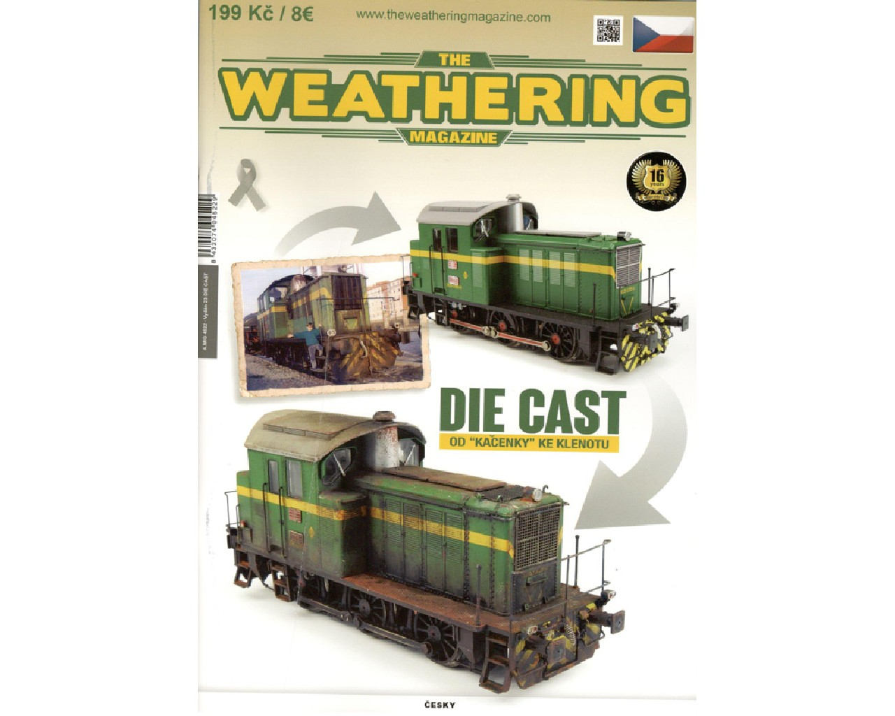 The Weathering Magazine - Die cast