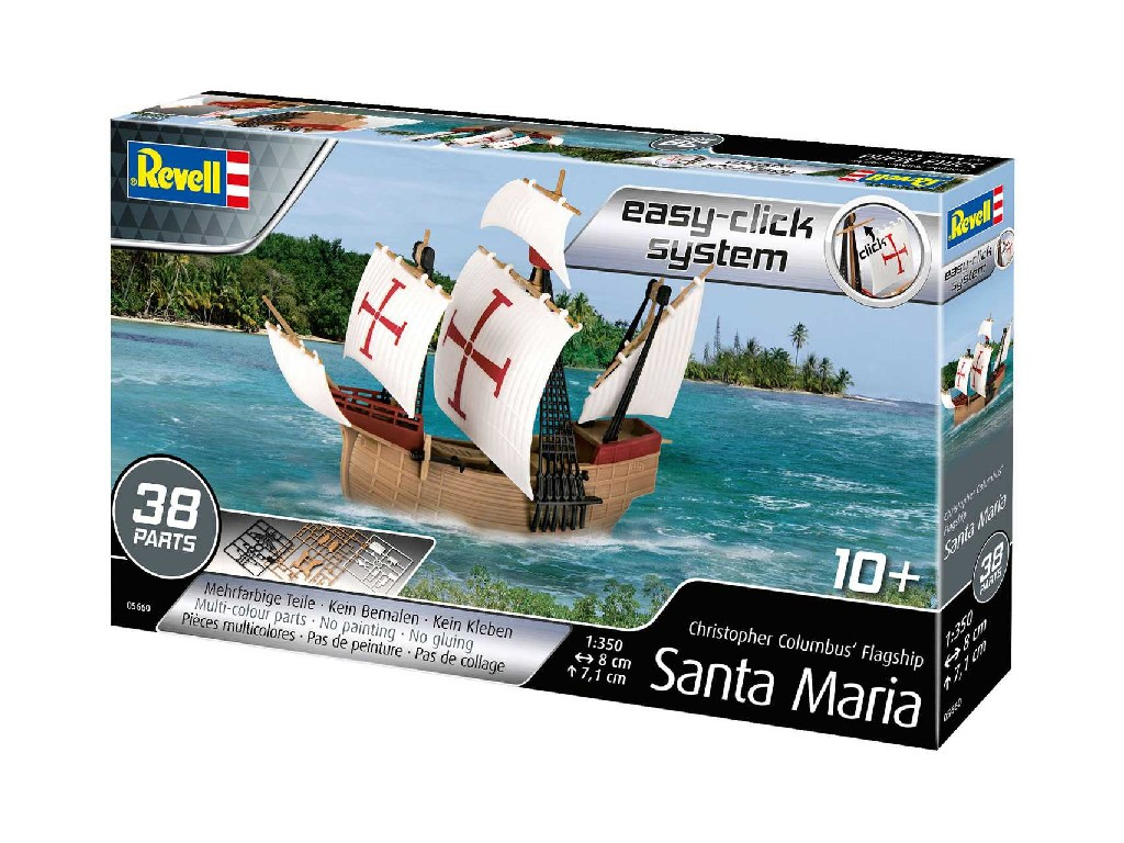 1/350 Santa Maria - easy click