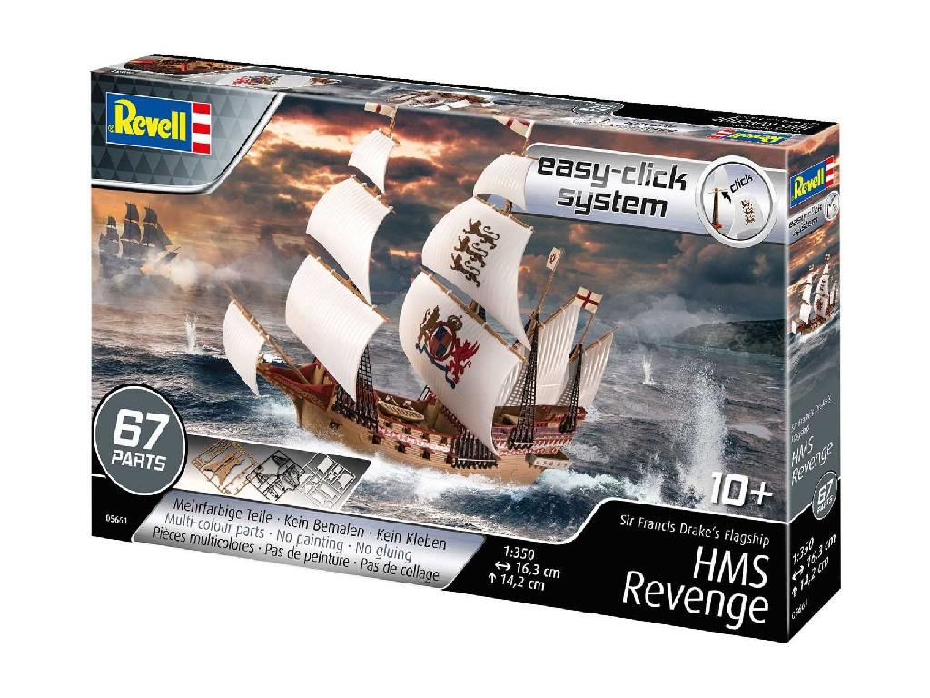 1/350 HMS Revenge - easy click