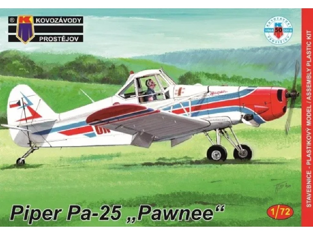 1/72 Pipper Pa-25 Pawnee