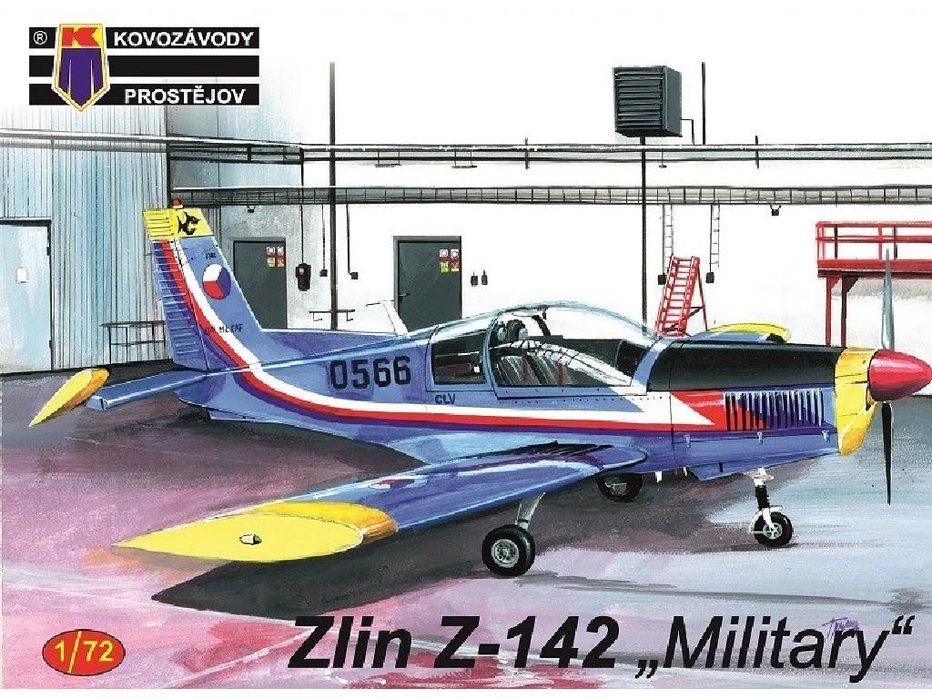 1/72 Zlín Z-142 Military