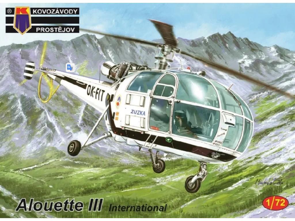 Alouette III International