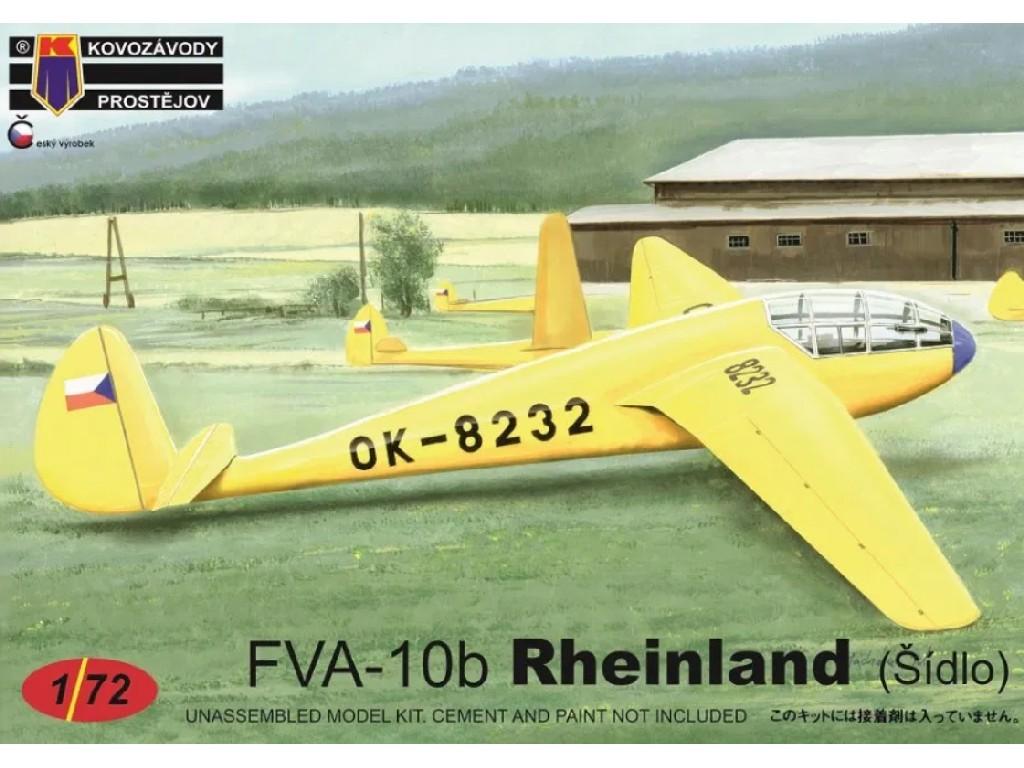 1/72 FVA-10b Rheiland (Šídlo)