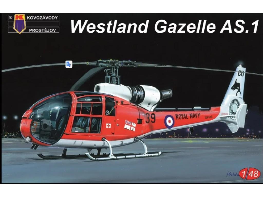 Westland Gazele AS.1