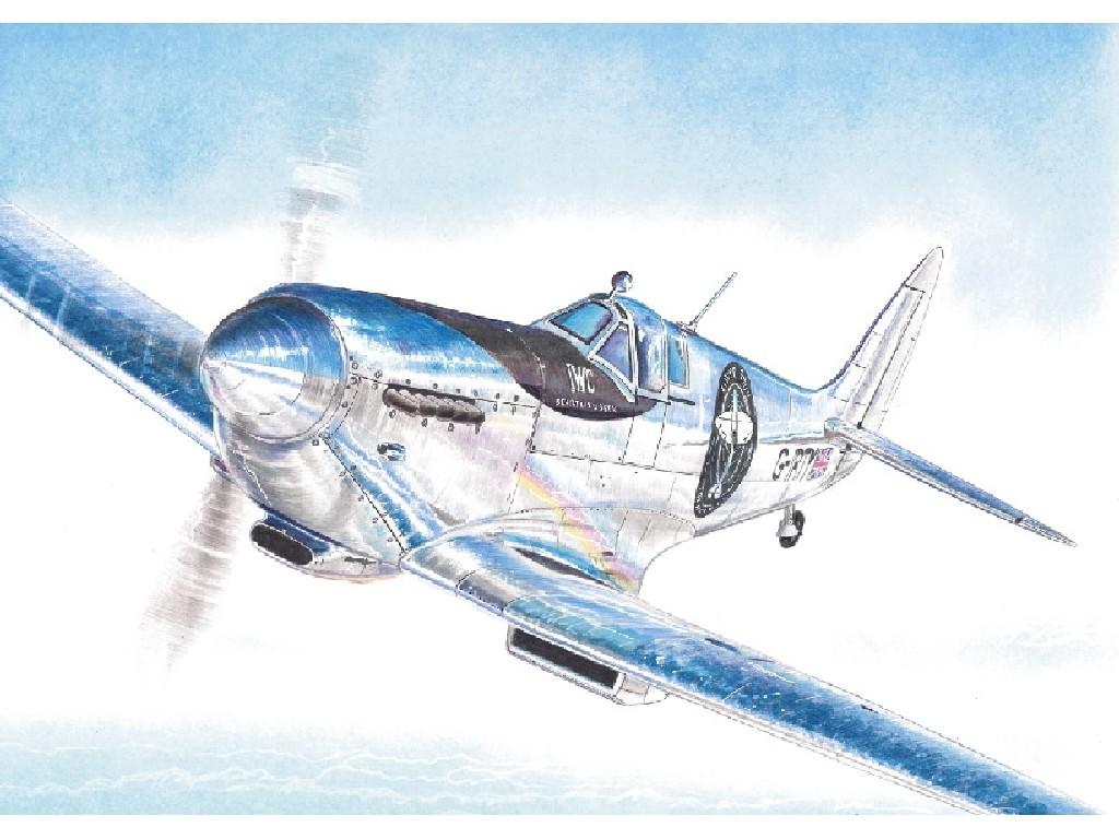 1/72 Spitfire Mk.IX The Longest Flight