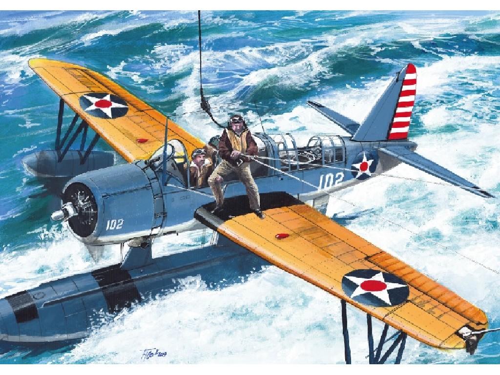 1/72 Kingfisher US Navy